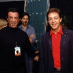 Sly and Paul McCartney