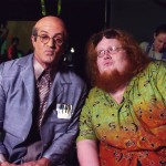 Sly and Harry Knowles