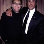 Sly and Elton John