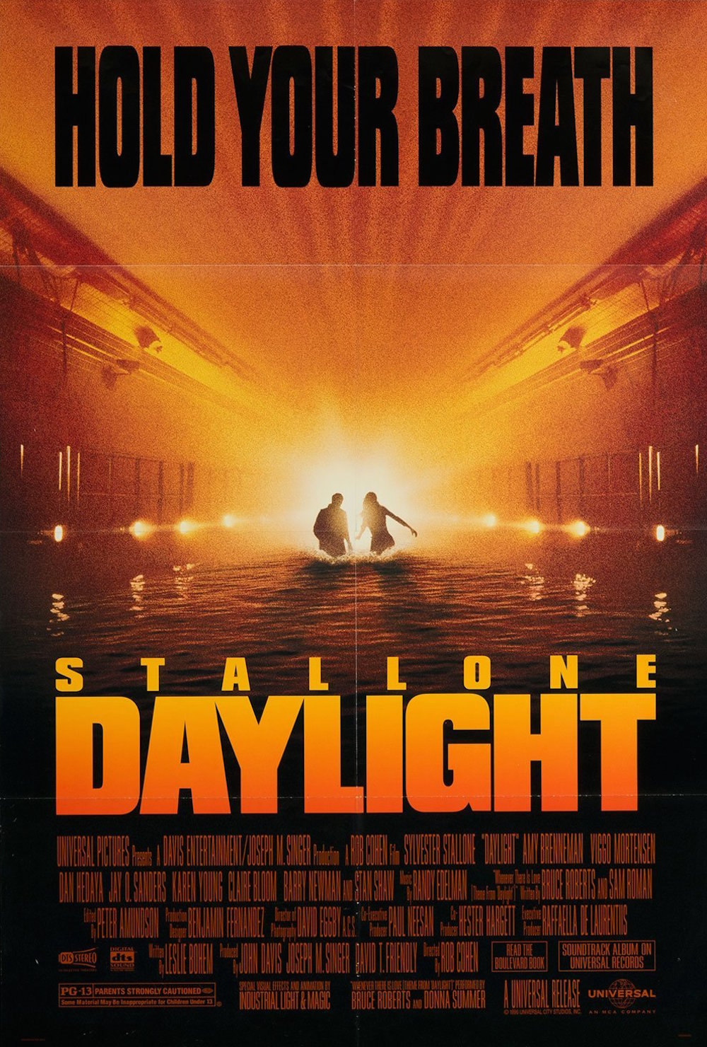 Daylight 1996 Sylvester Stallone