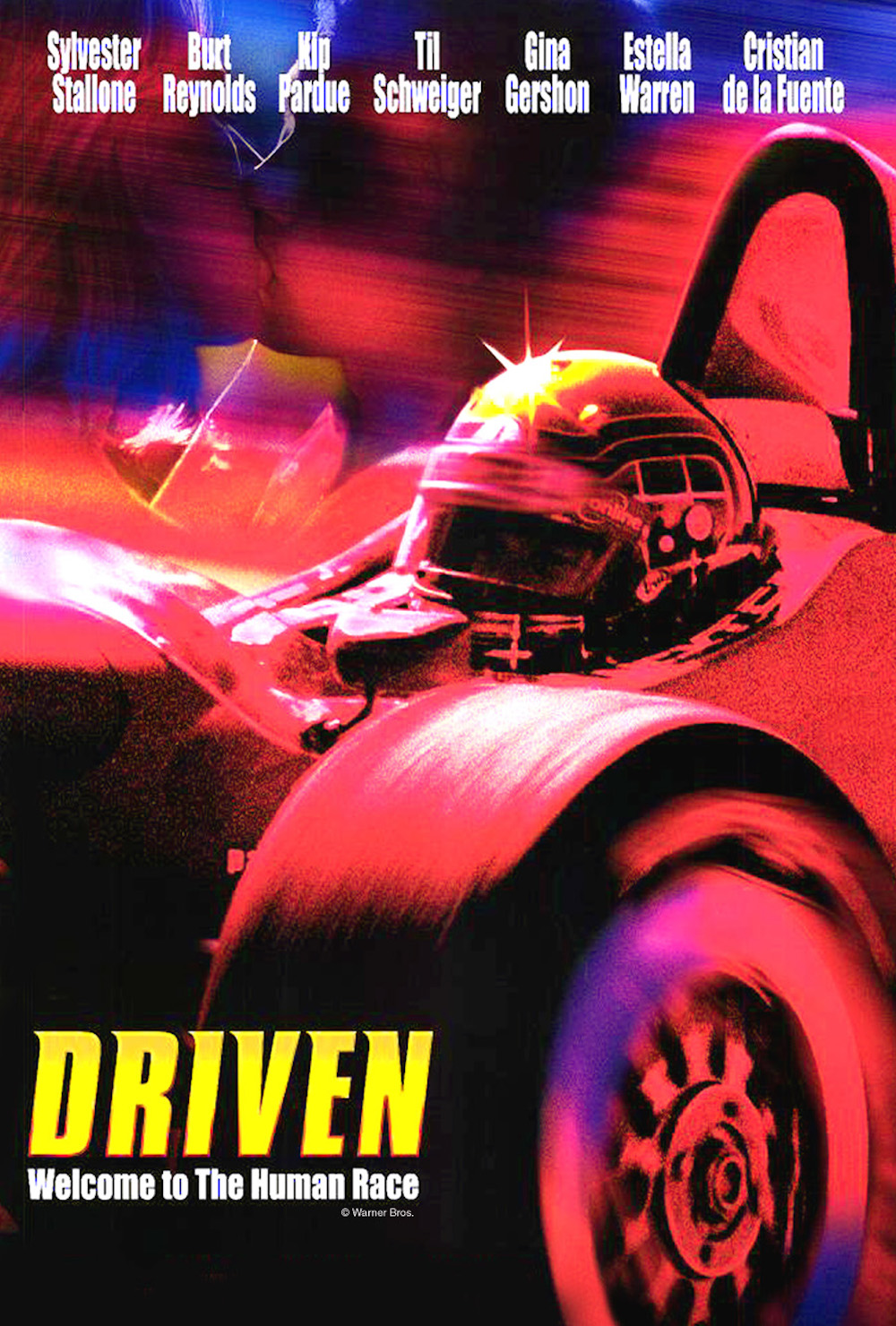 Driven 2001 Sylvester Stallone