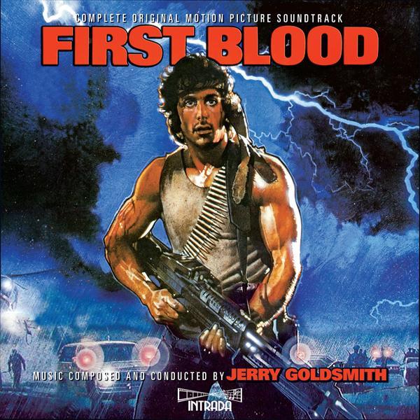 First Blood CD