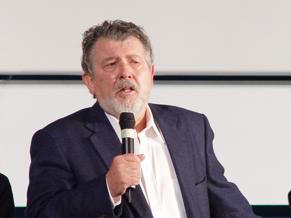 Walter Hill. Photo by pietroizzo.