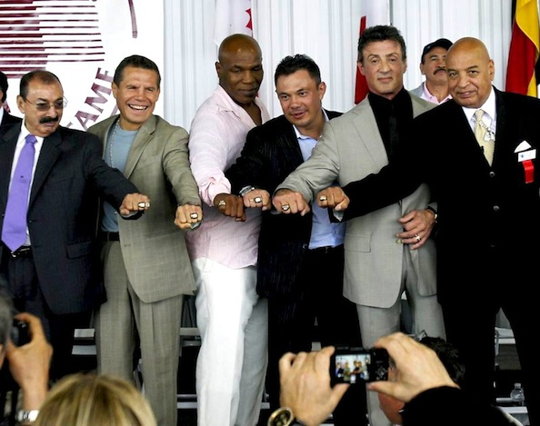 International Boxing Hall of Fame Induction 2011