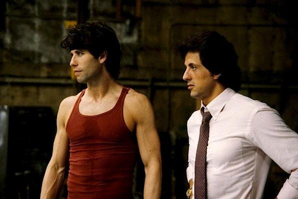 Stallone and Travolta