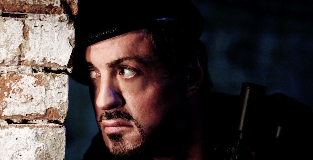 Expendables 2 holiday giveaway! | Sylvester Stallone