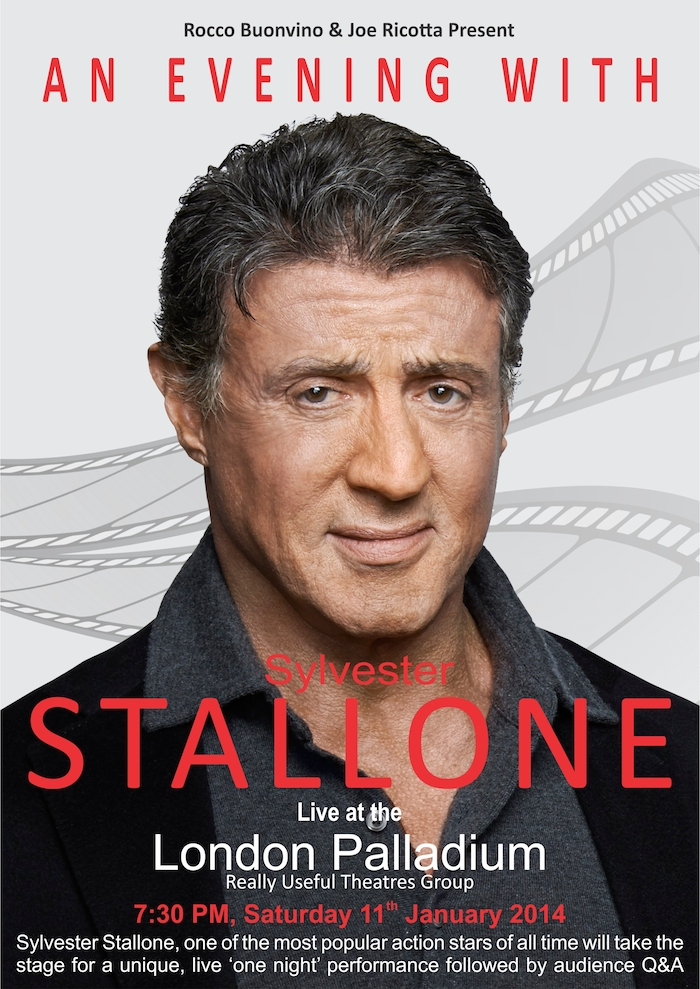 An Evening with Stallone at the Palladium
