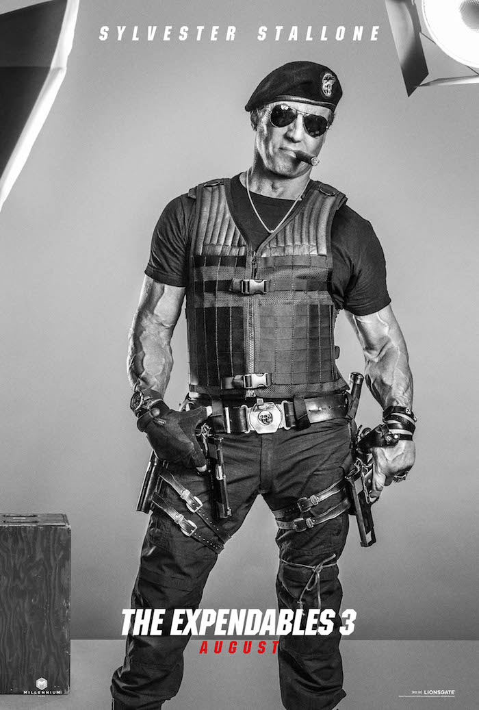 Stallone - Expendables 3