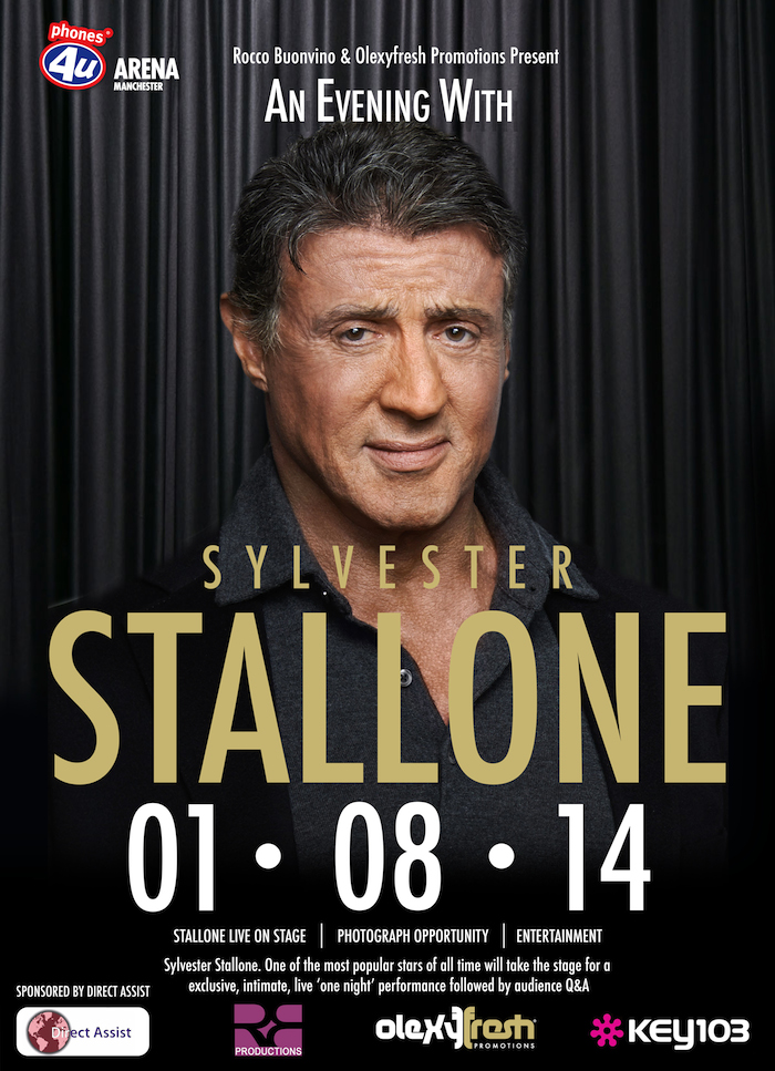 An Evening with Stallone
