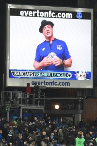 Stallone at Goodison