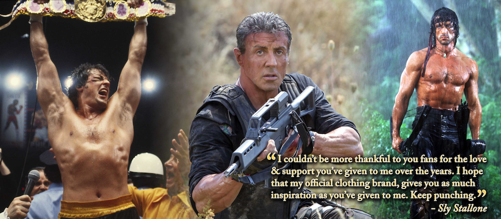 Expendables Lucky Ring Ebay: Official Stallone Shop Launches
