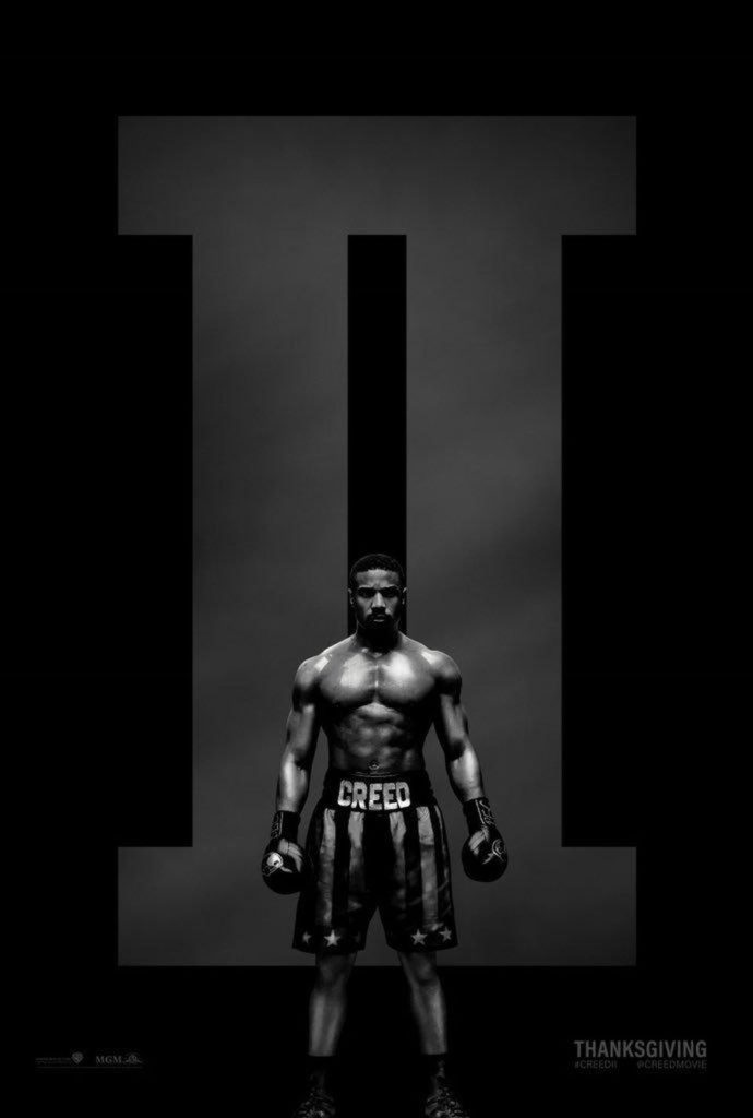 First Creed II Poster Arrives